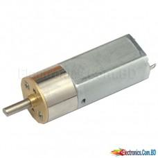 12V 200RPM 16GA050 DC Gear Motor