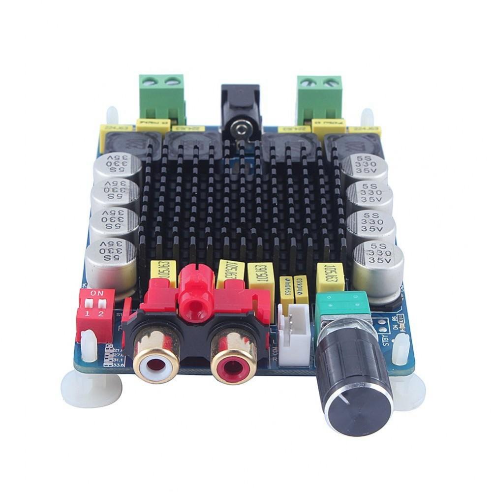 TDA7498 Class D 2X100W Dual Channel Audio Stereo Digital