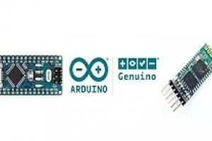Arduino Bluetooth Basic. Multiple output controlling.