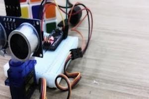 How to make Ultrasonic Radar with arduino.