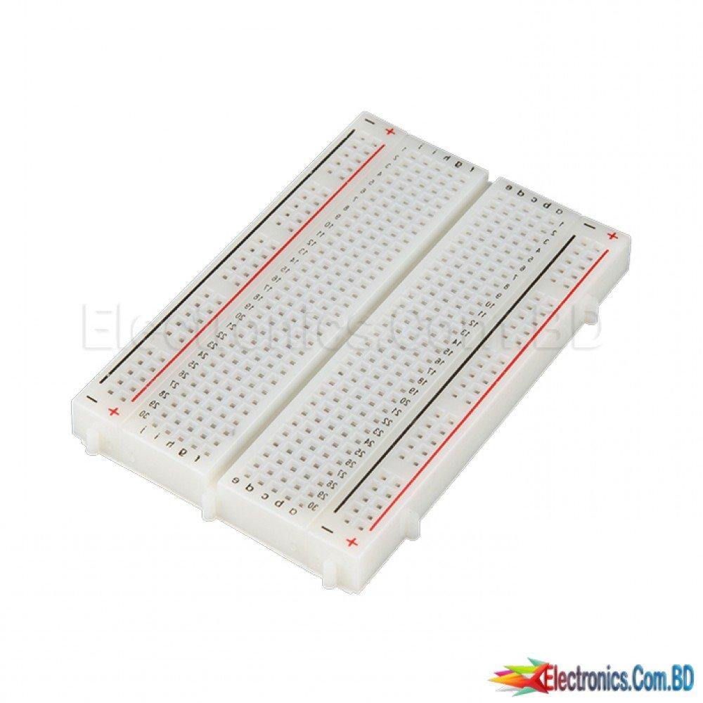 Breadboard Project Board Half Size Self Adhesive Raspberry Pi Solderless Mini Pcb Circuit Prototype
