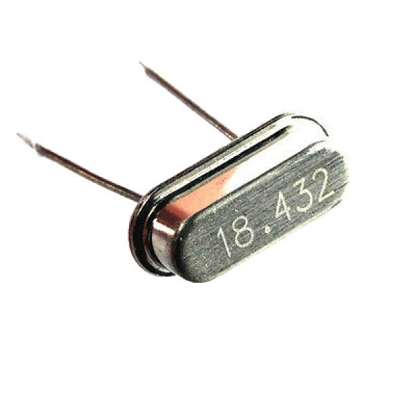 18.432MHZ 18.432MHZ 18.432M HZ HC-49S Crystal Oscillator