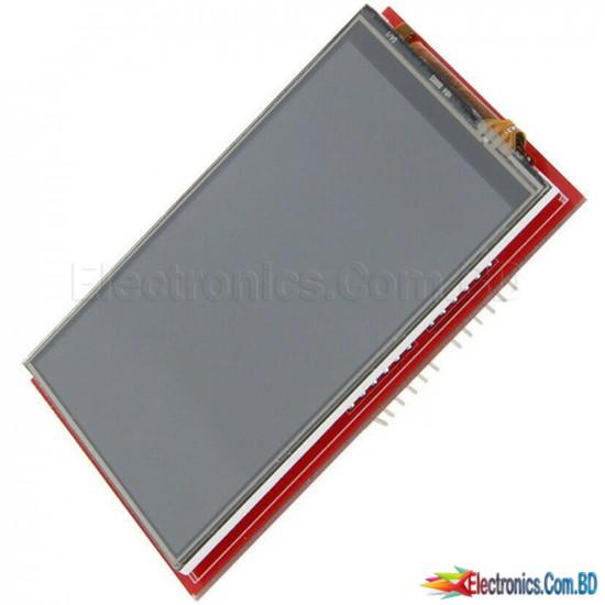 3.2 inch TFT LCD screen module Ultra HD 320X480 for Arduino 2560 R3 Board