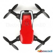 EBOYU LF606 2.4Ghz Mini Fold Drone 2.0MP WiFi FPV & Altitude Hold