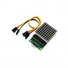 MAX7219 Dot LED Matrix Module