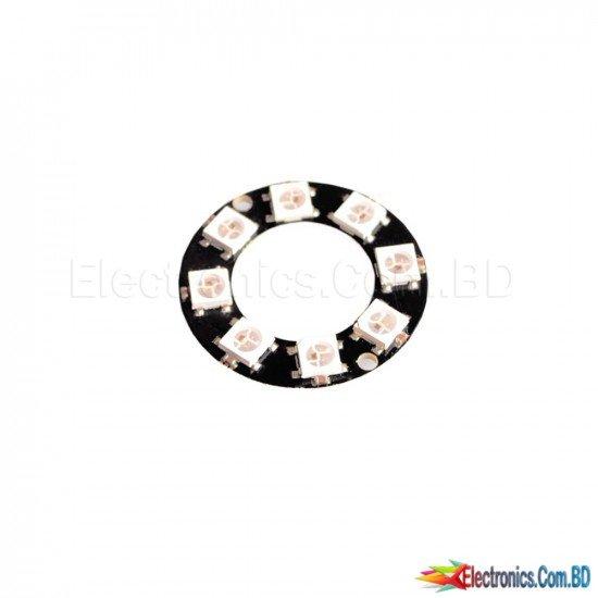 RGB LED RING 8BIT  WS2812 5050 RGB LED + INTEGRATED DRIVERS