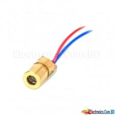 Red LED Laser Diode Module