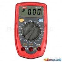 UNI-T UT33B Digital Multimeter Palm Size DC/AC,Current Resistance Tester