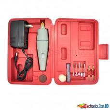 Mini PCB Drill Set High-precision Micro Electric Grinding Drill Box