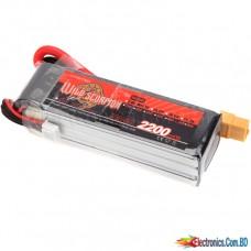 Lipo Battery 2200mAh 3S 30C
