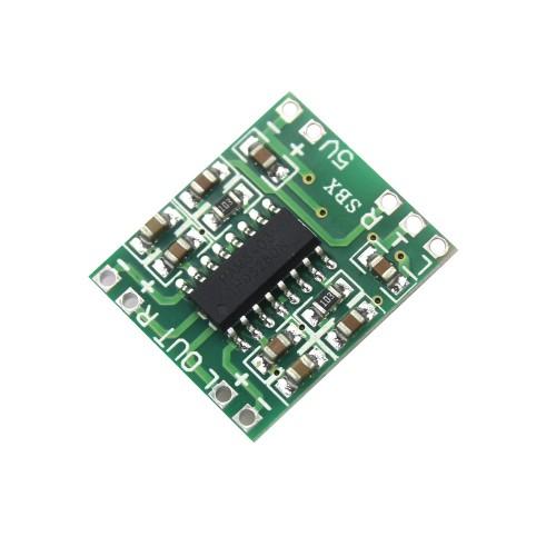 PAM8403 Super Mini Digital Amplifier Board 2 * 3W Class D Digital 2.5V To 5V