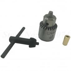 Drill Chuck Jt0 0.3-4mm 2.91mm Brass Motor Shaft