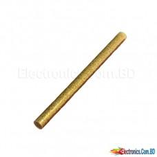 Glue Stick Glitter Color (Golden) Mini Hot Melt Electric Heating Glue Gun