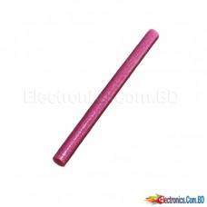 Glue Stick Glitter Color (Red) Mini Hot Melt Electric Heating Glue Gun