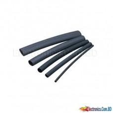 "Heat Shrink Tube 4mm width 6"" length"