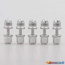 Onkuey 2.0mm RC Aluminum Bullet Propeller Adapter Holder for Brushless Motor Prop 1 pcs