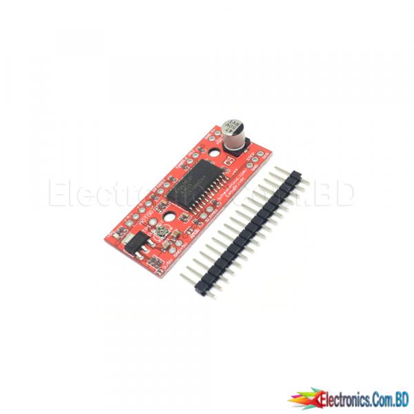 A3967 Easy Driver Stepper Motor Driver V44 for arduino development board 3D Printer A3967 module