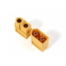 Nylon XT30 Connectors Male/Female (1 pair)