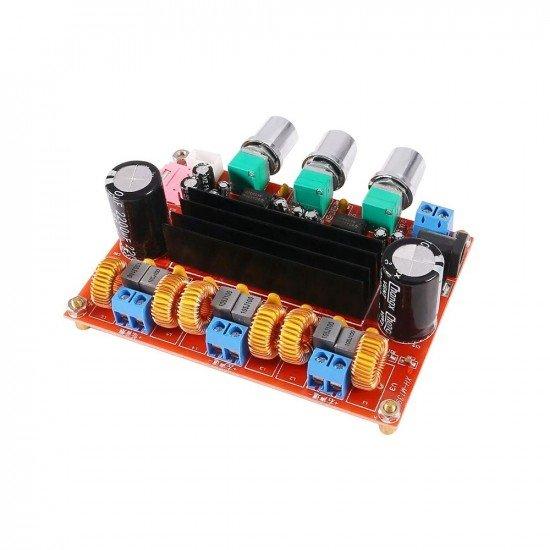 100W 2.1 Channel Digital Subwoofer Power Amplifier Board NEW TPA3116D2 2x 50W