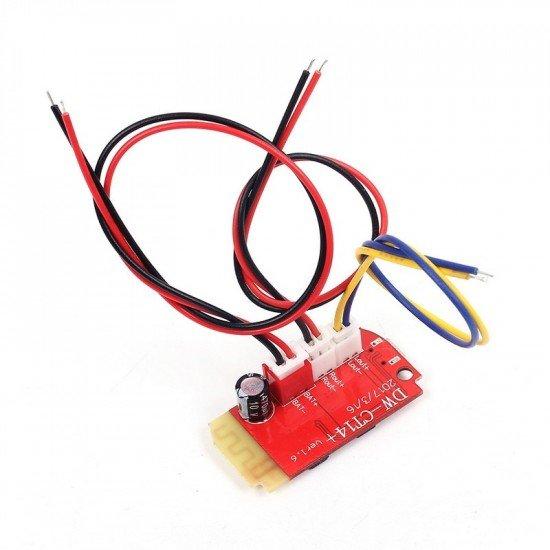 CT14 Micro 4.2 Stereo Bluetooth Power Amplifier Board Module