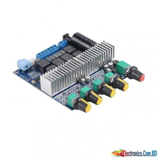 TPA3116D2 Bluetooth 2.1 Digital Audio Amplifier Board 50 + 50 w + 100 w of HIGH Bass Fidelity For Subwoofer Speaker