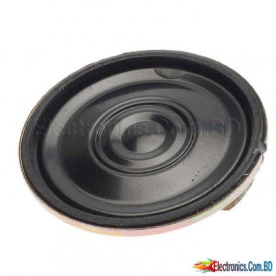 Mini Metal Speaker 8  ohm 2W