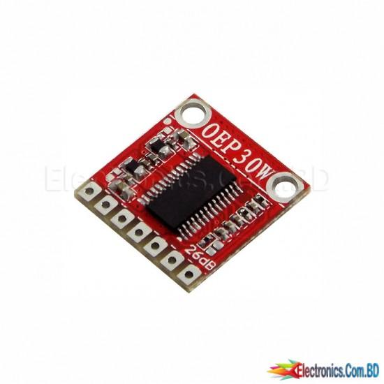 OEP30W Audio Module Class D Digital Power Amplifier Board DIY Replace TDA8932