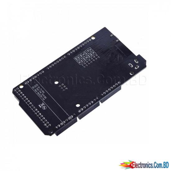 Mega2560 + WiFi R3 ATmega2560+ESP8266 32Mb memory Compatible for Arduino Mega NodeMCU