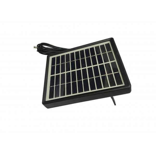 Solar Panel  6 x 5 inch 9-12v 1w