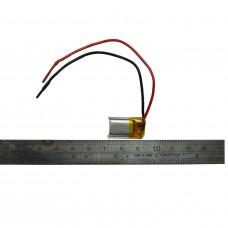 3.7V 70mAh (0.26Wh) Lithium Polymer Battery