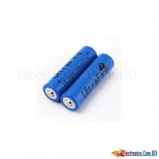 AA Battery Li-Ion Rechargeable Ultra Fire LC14500 1200mah 3.7v  ( 1 pcs)