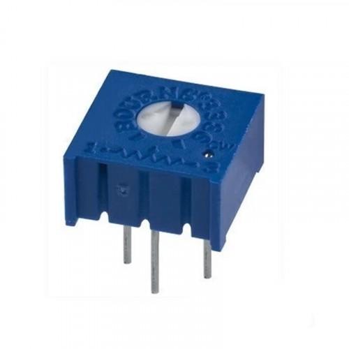 100 Ohm 101 Variable Resistor Trimpot Potentiometer Shape: Square