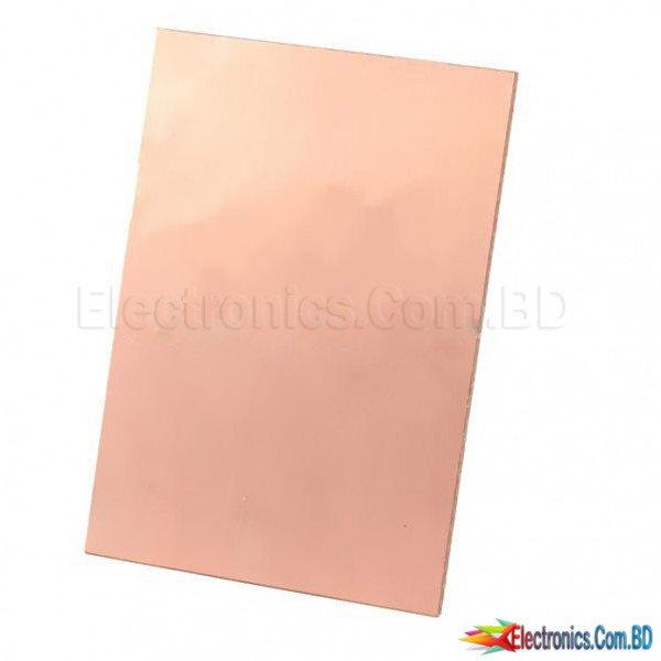"""CCB - 8"""" X 6"""" Single Side Copper Clad Board PCB"""