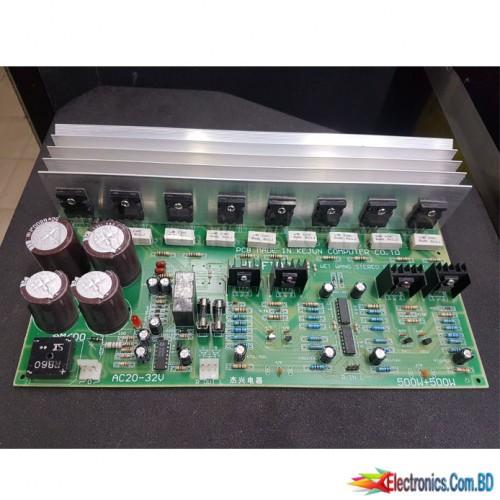 Toshiba 2SC5200 2SA1943 High Power Amplifier Board 500W+500W