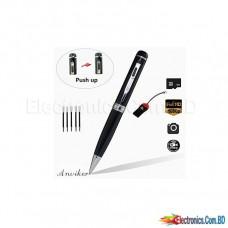 Hidden Camera Spy Pen Camera -Full HD 1080P Video Loop Recording with  C10 32 GB Memory