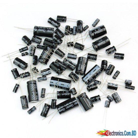 470uf 16v Capacitors