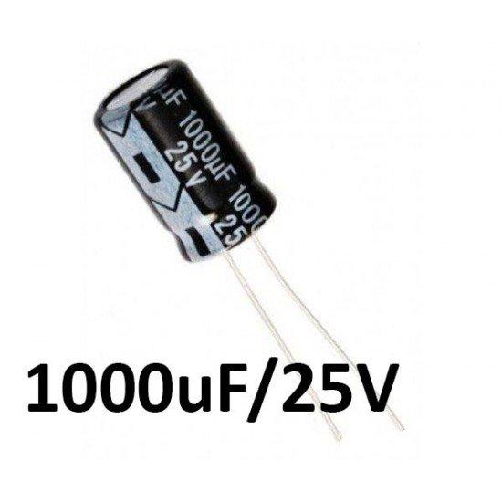 1000uF 25V Capacitor