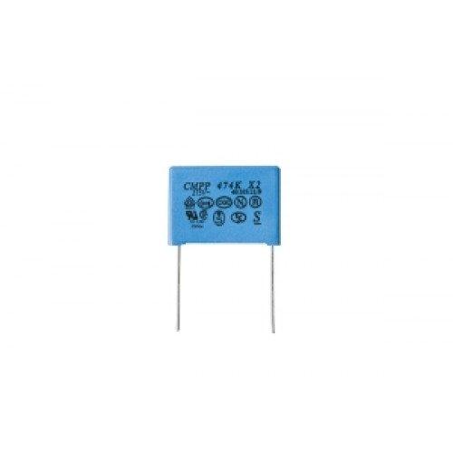 Capacitor 474 pf 275 v AC