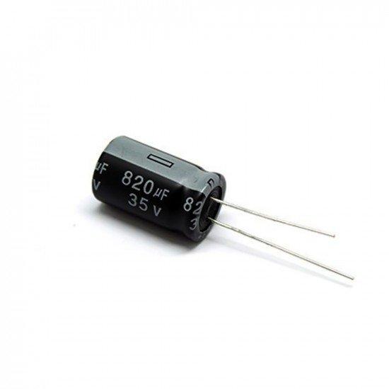 820uF 35V Capacitor