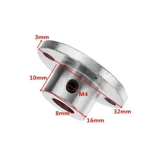 8mm Flange Coupling Motor For CNC