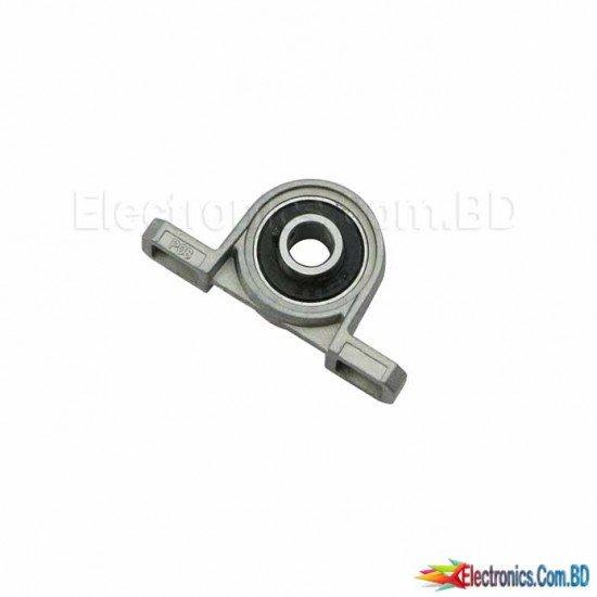 8mm Bore Diameter Pillow Block Ball Bearing 1-pcs for CNC