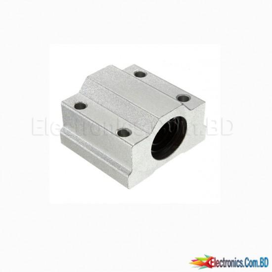 SC8UU 8mm Aluminum Linear Motion Ball Bearing Slide Bushing For CNC