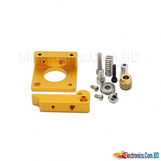MK8 Exturder Aluminum Frame Block DIY Kit for Creality CR-10
