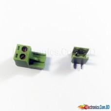 Screw Terminal Block 2 pin