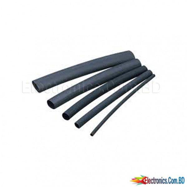 "Heat Shrink Tube 2mm width 6"" length"