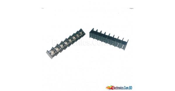 terminal block pcb mount 10 pin