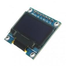 0.96 INCH IIC/SPI SERIAL 128×64 WHITE OLED DISPLAY MODULE FOR ARDUINO