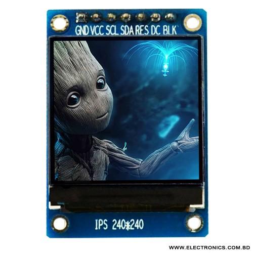 1.3 Inch 240x240 ST7789 IPS Display module