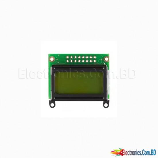 LCD-802 (8x2) LCD Display Module
