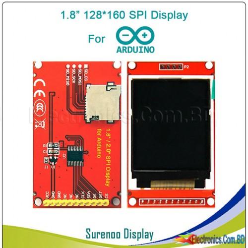 1.8inch Arduino Lcd Display Module